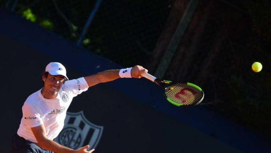 Con Tinelli, San Lorenzo pone todas las fichas al tenis