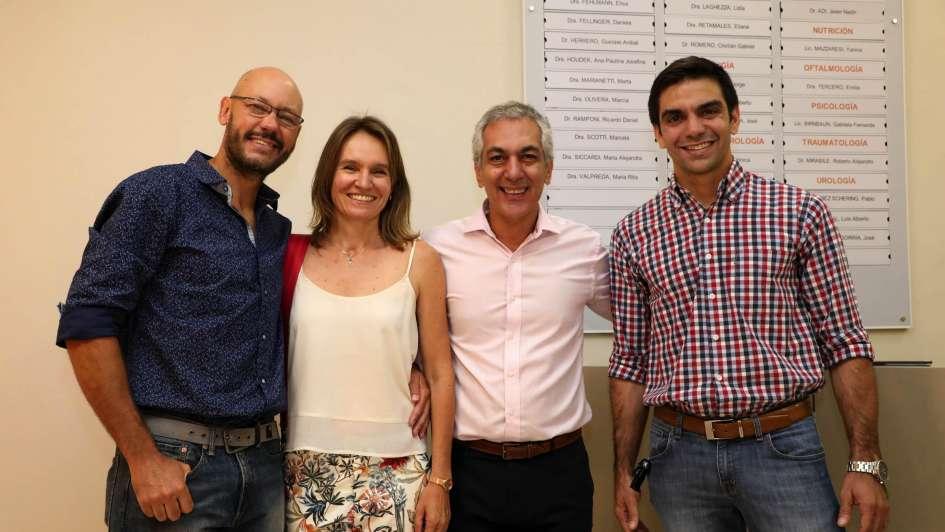 El Centro Médico Palmares optimiza su área de Pediatría con una flamante ampliación