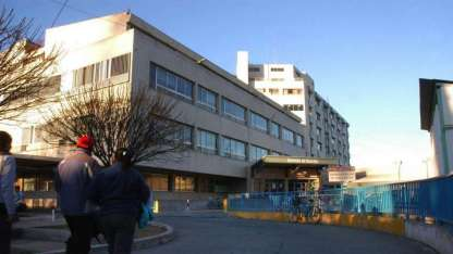 Hospital Schestakow de San Rafael.