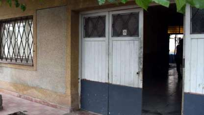 La vivienda donde se desencadenó la tragedia.