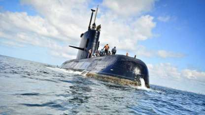 El ARA San Juan perdió contacto el 15 de noviembre