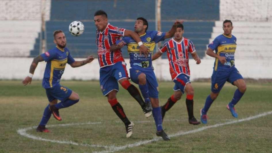 Huracán de San Rafael recibe a Peñarol para dar vuelta la historia