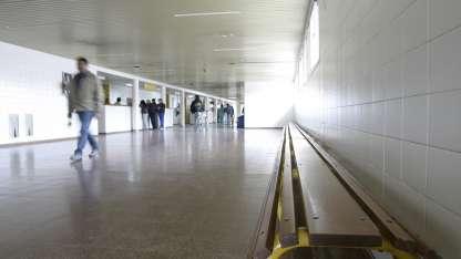 El pequeño llegó sin vida al hospital Scaravelli / Cristian Guzzo - Archivo Los Andes