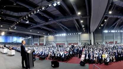 Macri dejó inaugurada la  XI Conferencia Ministerial de la OMC.