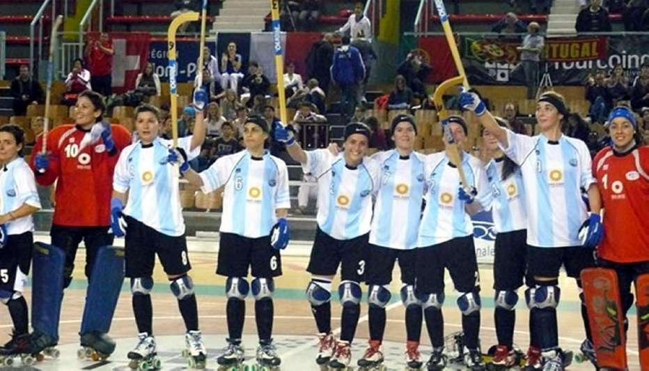 Mundiales: abrazadas a la gloria