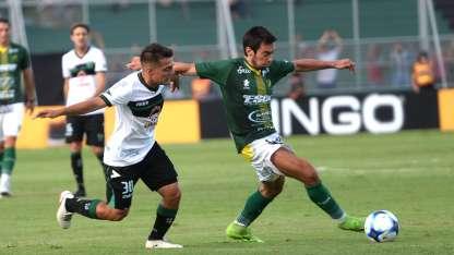 San Martín ganó gracias al gol de Barceló.