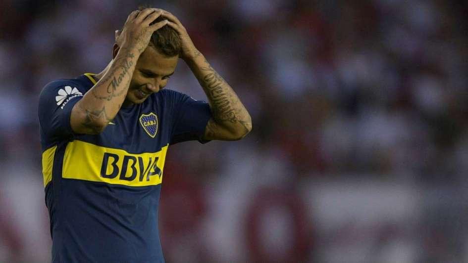 ¡Malas noticias! La Fifa sanciona a Edwin Cardona con cinco fechas