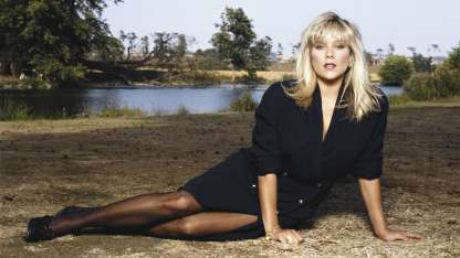 Samantha Fox.