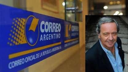 Echaron a Jorge Irigoin, titular de Correo Argentino
