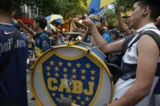 La Municipalidad de Mendoza se puso firme con los hinchas de Boca.