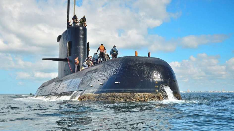Misterioso mensaje de un tripulante salteño del Submarino desaparecido
