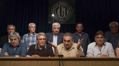 La medida fue decidida en una reunión de la conducción de la CGT.