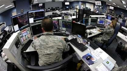 Los especialistas del Cybercom tuvieron su bautismo de fuego frente al grupo Estado Islámico  en Siria.