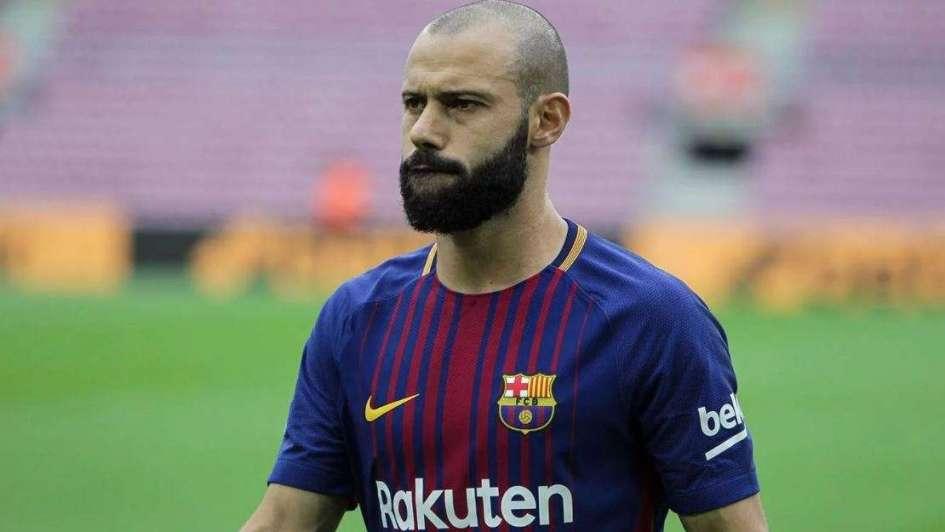 Mascherano deja el Barcelona y jugará con el