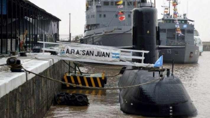 Familiares de los tripulantes del ARA San Juan marcharon para exigir respuestas