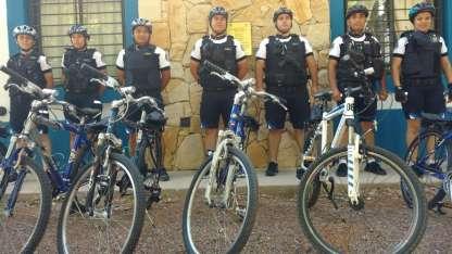 En la actualidad cuentan con 12 bicis y esperan 16 más.