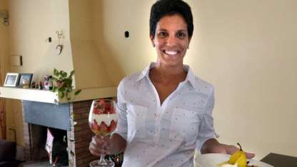 Mercedes Miranda es administradora de restaurantes, cocinera y sommelier.