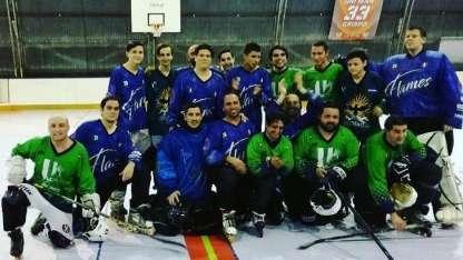 Flames UNCuyo se coronó campeón del torneo Apertura y Clausura.