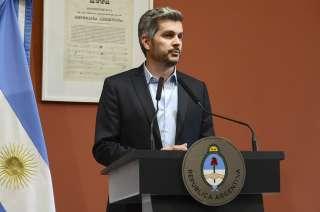 Peña apuntó contra la oposición, en medio de los incidentes y el levantamiento de la sesión por la reforma previsional