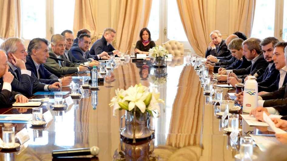 Macri analiza en Olivos alternativas para la aprobación de la reforma previsional