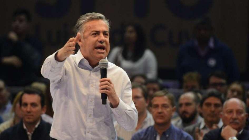 Cano se queda sin la presidencia de la UCR nacional