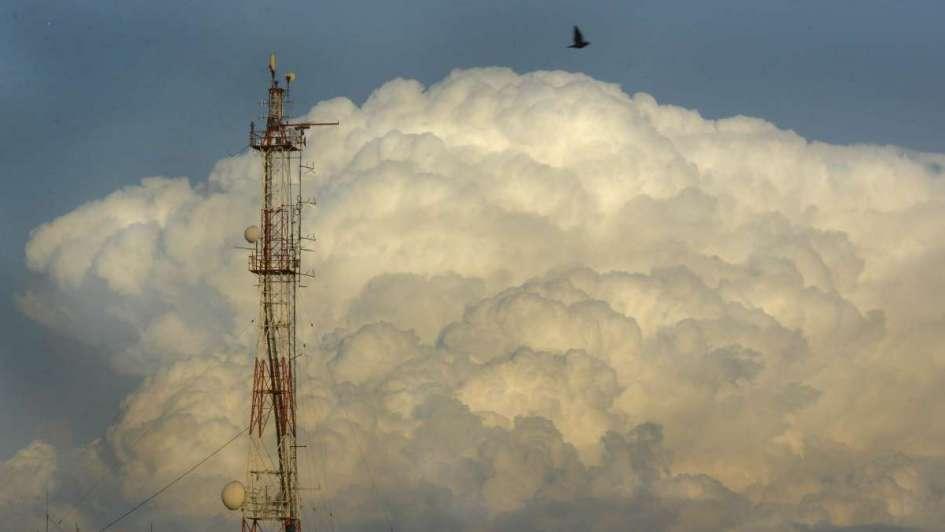 Alerta meteorológico por Zonda y tormentas — Pronóstico