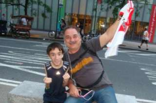 Alberto le escribe en Facebook a su hijo Nicolás, que murió hace cuatro años