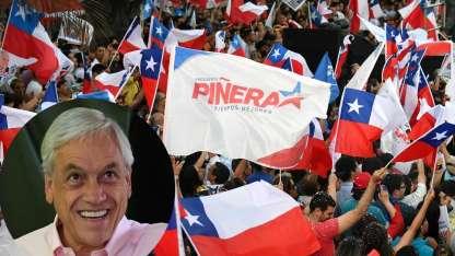 Piñera vuelve al poder tras cuatro años.