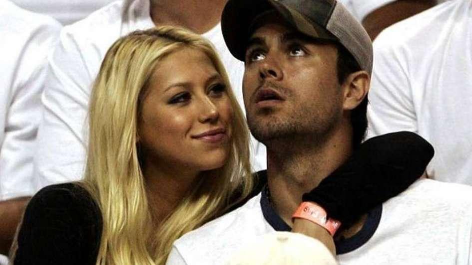 ¿Enrique Iglesias y Anna Kurnikova ya son padres de mellizos?