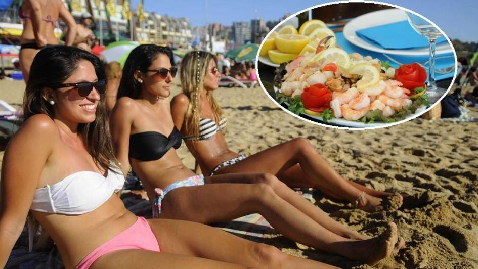 Cuatro de cada diez argentinos deciden dónde vacacionar según la comida del lugar