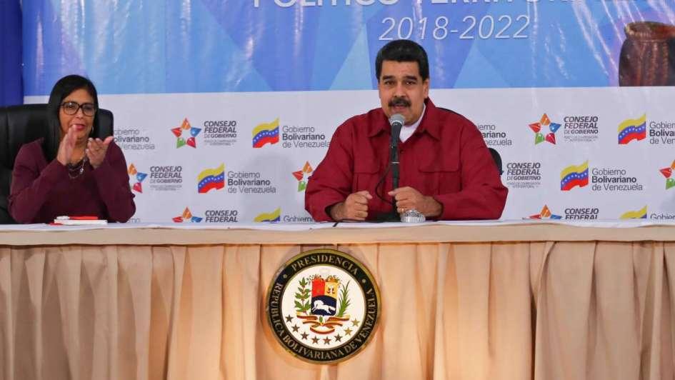Aprobadas 200.000 nuevas pensiones a través del Carnet de la Patria — Maduro
