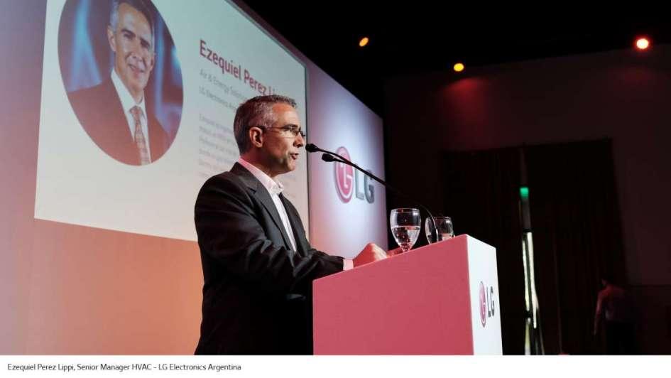 LG presentó Multi V 5, su nueva solución en sistemas de climatización