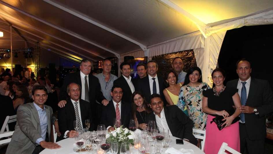 Mercantil Andina: el festejo de una aseguradora multipremiada