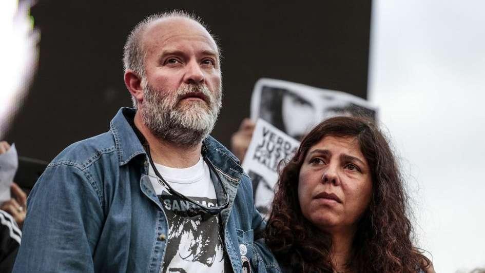 La familia de Santiago Maldonado pidió la nulidad de la declaración del testigo E