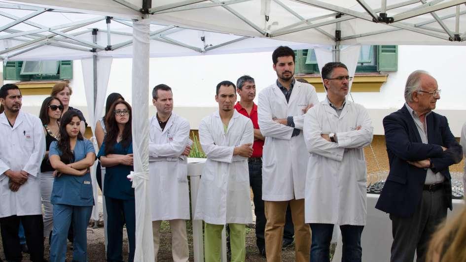 Hospital Español presentó su nuevo equipo de Hemodinamia