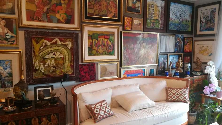 Experiencia sublime: la casa de los coleccionistas