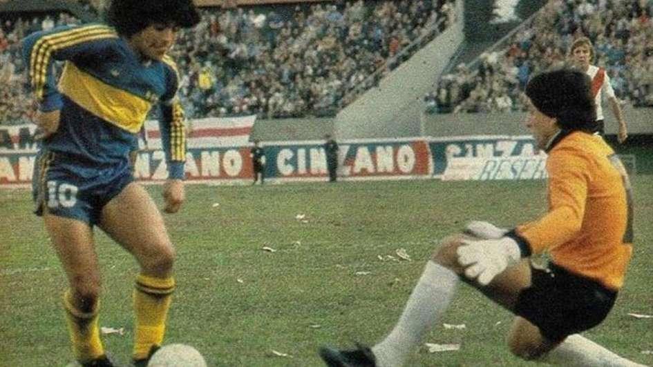 Maradona aseguró que Fillol fue el mejor arquero que vio en su vida