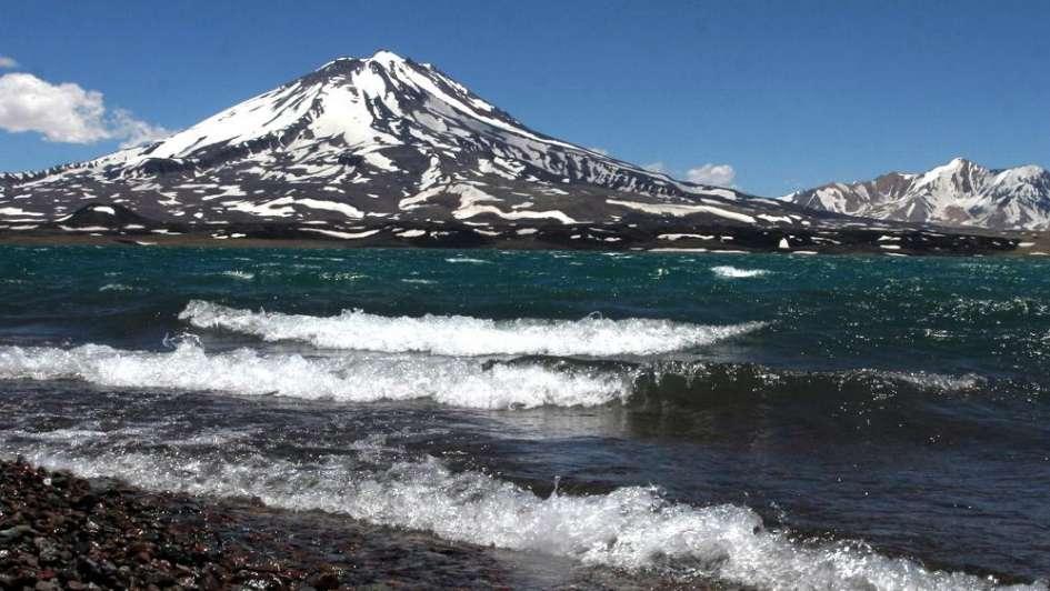 Laguna del Diamante : el tesoro de los Andes
