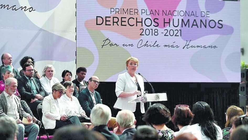 Gobierno lanzó el primer Plan Nacional de Derechos Humanos