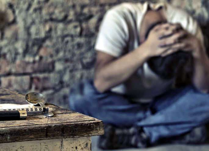Bajó la esperanza de vida por la epidemia de heroína — Estados Unidos