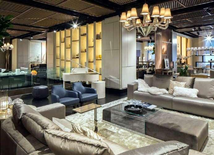 la ropa a los muebles, la ruta de las marcas de lujo