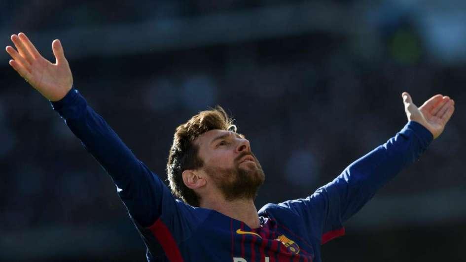 ¡Sigue siendo el Rey! Messi, el más goleador en clásicos