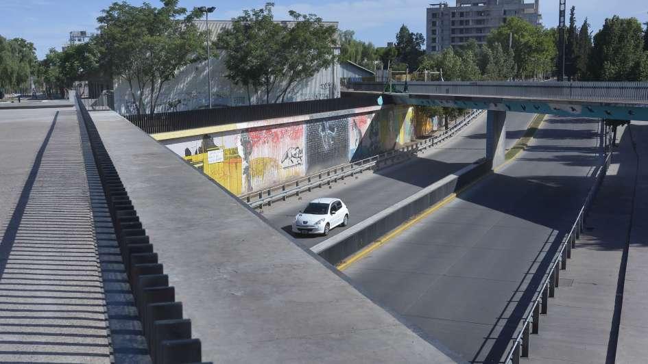 Di Benedetto, el nuevo paseo del Parque Central