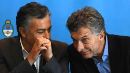 El gobernador Cornejo y el presidente Macri acordaron que se eliminara el impuesto al vino del proyecto de reforma tributaria.