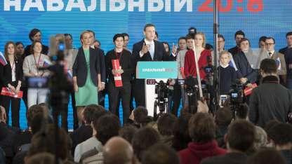 El principal enemigo de Putin busca ser habilitado para las elecciones de marzo / AFP.