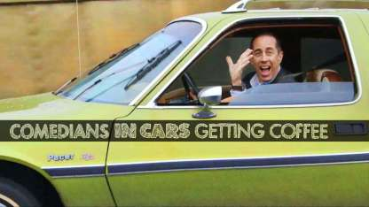 Jerry Seinfeld, conductor de