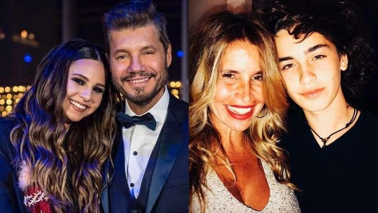 El hijo de Flor Peña, ¿de novio con Juanita Tinelli?
