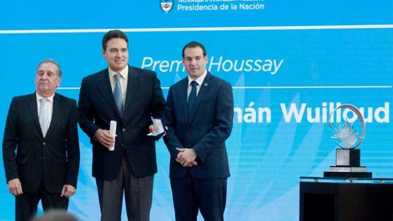 Distinción para el Dr. Rodolfo Wuilloud, docente e investigador de la UNCuyo
