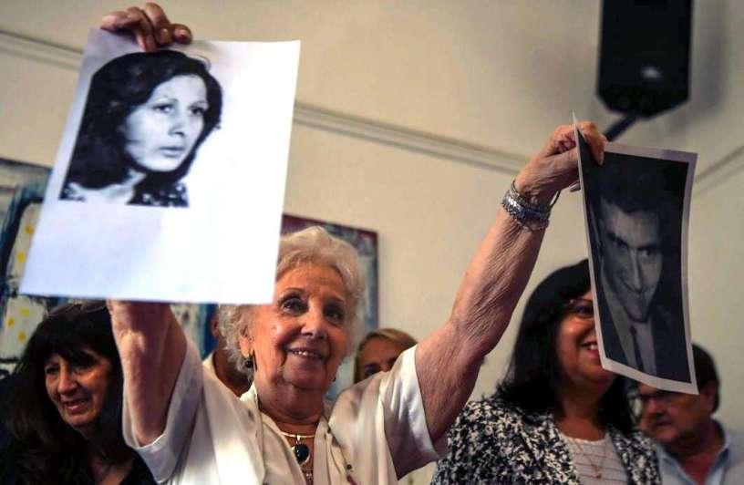 Argentina: Abuelas Plaza de Mayo encuentra a nieta 127