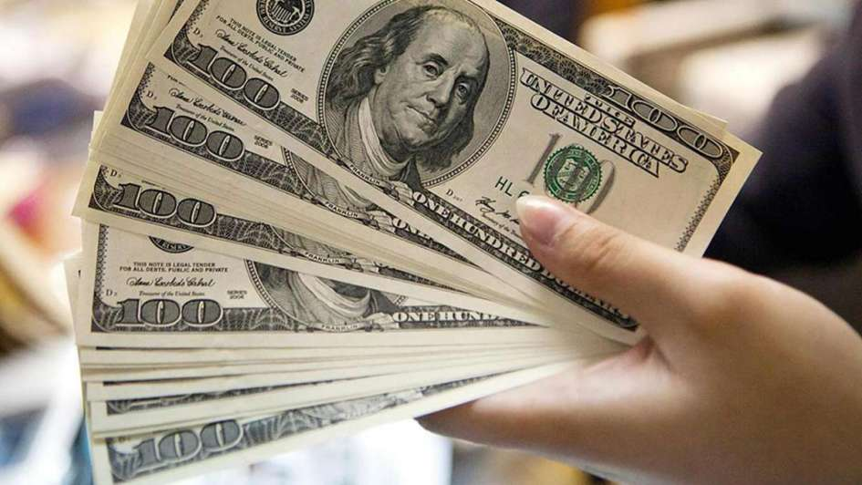 El dólar se disparó y cotizó a $ 19,46